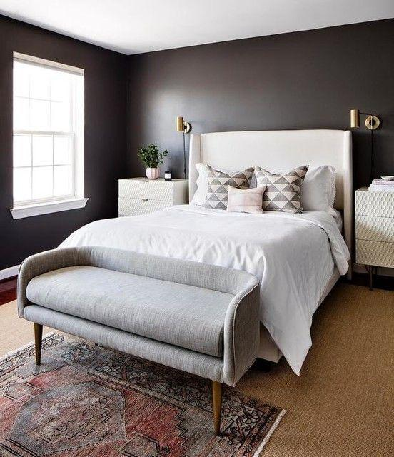 Fitting in a Seat - For Small Master Bedrooms