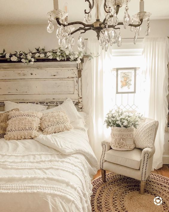Decorated with Flowers - Cosy and Comfy
