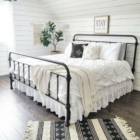 Keeping it Simple - Small Master Bedroom Ideas