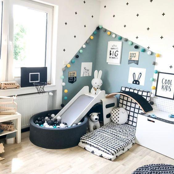 An Adorable Playroom - Adding Some Fun