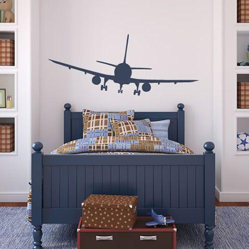 Another Wall Sticker - An Aeroplane