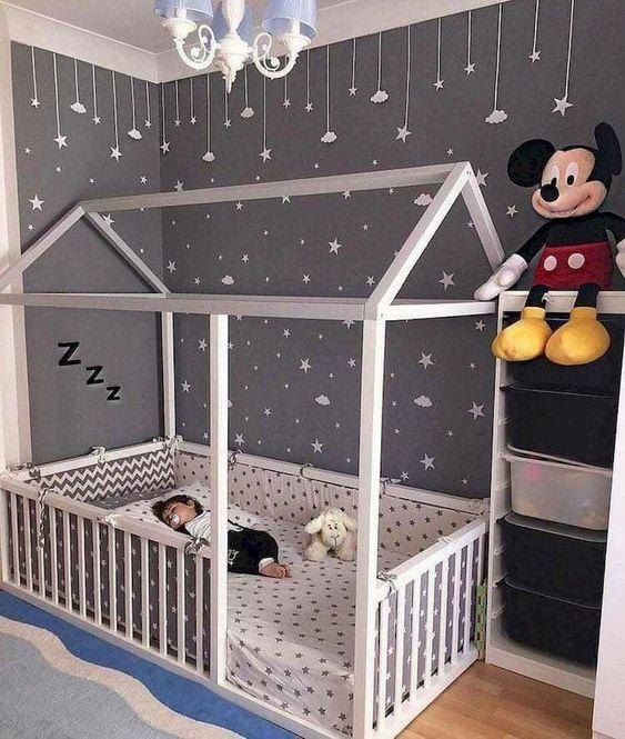 Counting the Stars – Cute Little Boy Room Ideas
