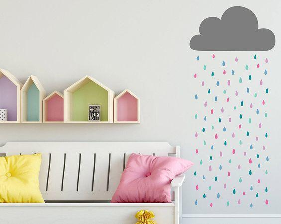 A Rainy Cloud - Cute and Simple