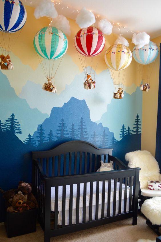 Creating a Bit of Magic - Children Room Ideas