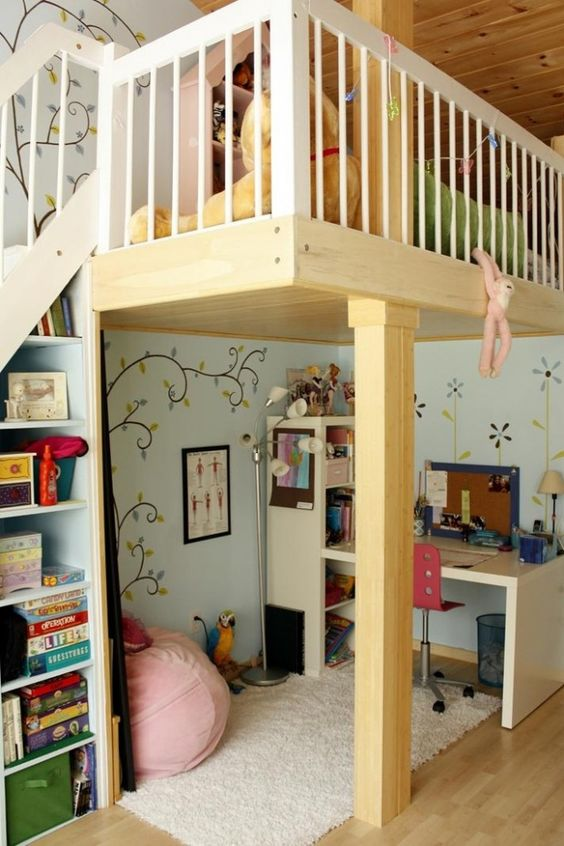 A Space for Learning - Children Room Ideas