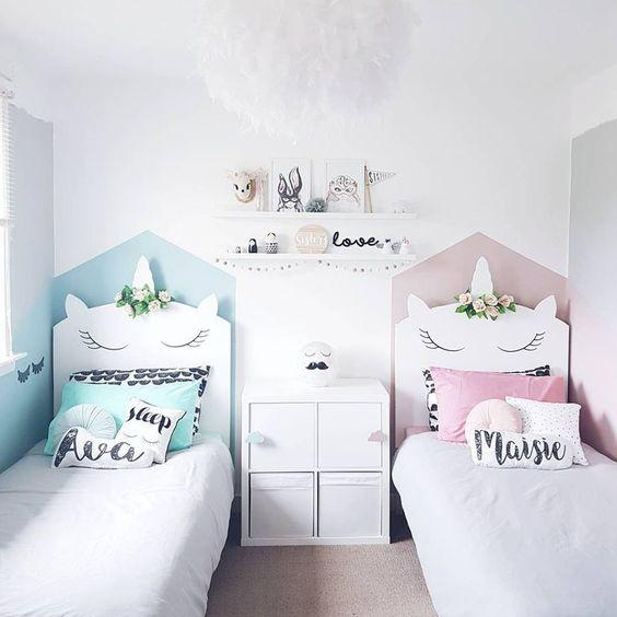 Great for Twins - Two Unicorns