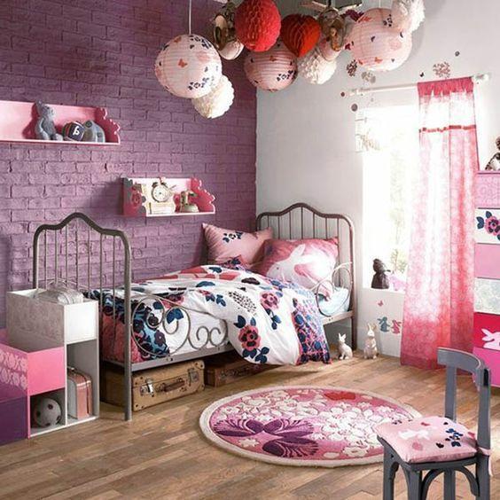 A Bohemian Style - Children Room Ideas