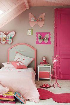 Fluttering Butterflies - Pink and Perfect