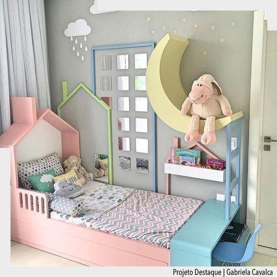 A City in the Room - Great Children Room Ideas
