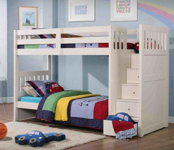 Fitting in Two Kids - The Fantastic Bunk Bed