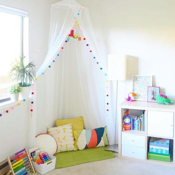 Random in Rainbow - Children Room Ideas