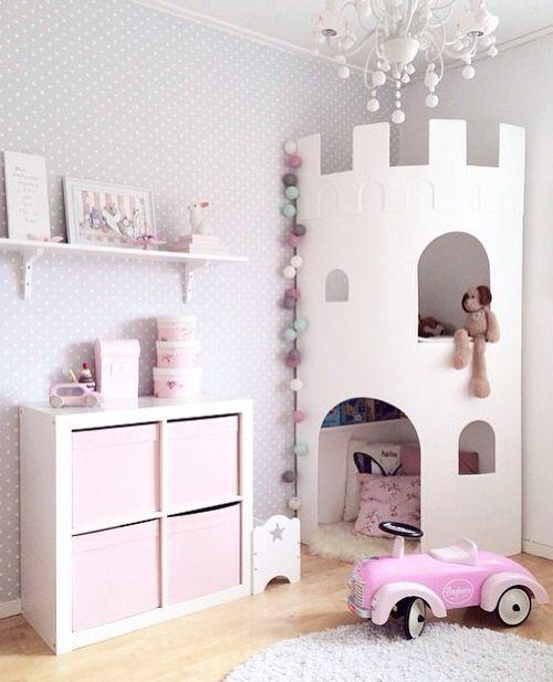 A Tower in the Corner - A Mini Playhouse