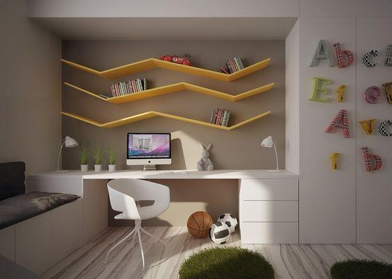 Zig and Zag - Try Out Cool Shelves