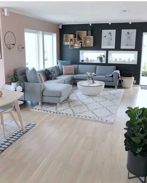 Modern and Eccentric - Upgrading Your Living Room