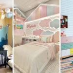 40 CHILDREN ROOM IDEAS – Little Girl Bedroom Ideas for Small Rooms