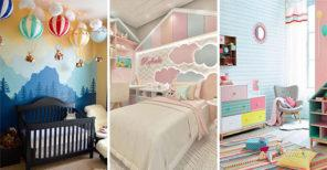40 CHILDREN ROOM IDEAS - Little Girl Bedroom Ideas for Small Rooms