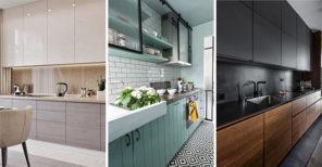 25 KITCHEN CABINET DESIGN IDEAS – Kitchen Cabinet Storage Ideas