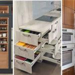 25 KITCHEN CABINET ORGANIZATION IDEAS – Kitchen Cabinet Storage Ideas