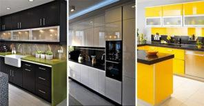 25 MODERN KITCHEN CABINETS – Modern Kitchen Cabinet Ideas