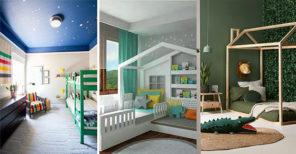 25 TODDLER BOY ROOM IDEAS – Cute Little Boy Room Ideas