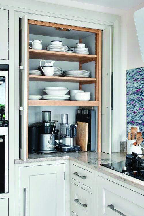 20 CORNER KITCHEN CABINET IDEAS - Kitchen Corner Units ...