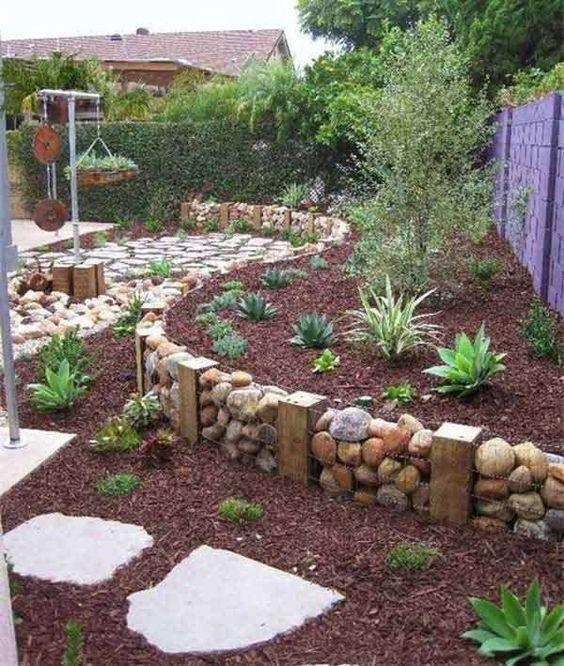 Construct it Yourself - Cool Garden Edging Designs