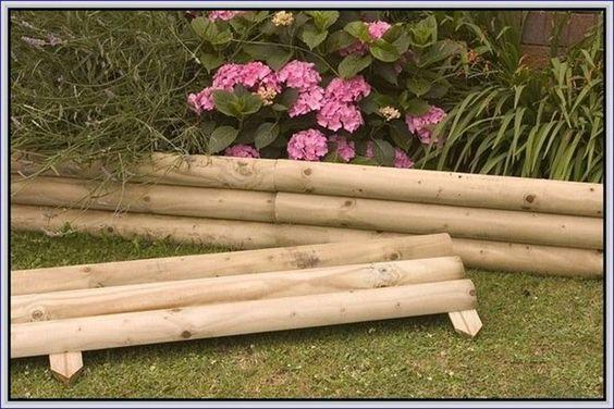Traditional and Rustic - Get Ready for Garden Edging