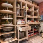 20 KITCHEN PANTRY SHELVING IDEAS – Small Pantry Organization Ideas