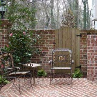 Romantic and Rustic – Building with Bricks