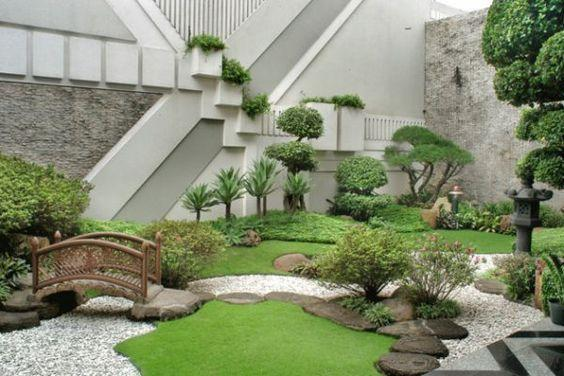A Japanese Garden Design - Simplistic and Lovely