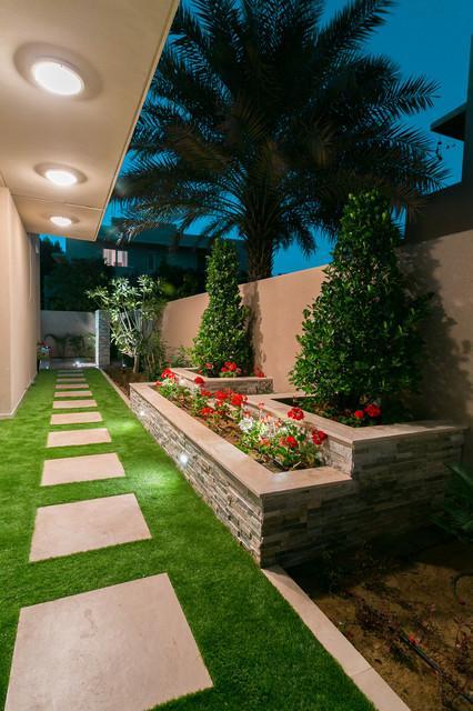 Raised Planters – Small Garden Design Ideas