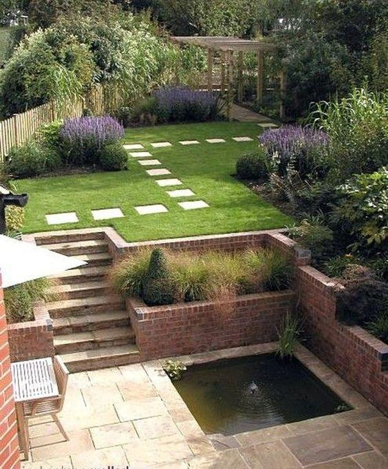 20 VERY SMALL GARDEN IDEAS ON A BUDGET - Small Garden ...