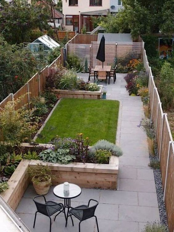Fit in Everything – Very Small Garden Ideas on a Budget