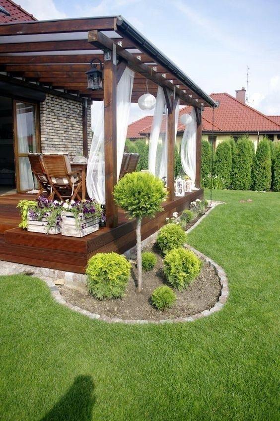 Construct a Veranda - Fantastic for Dinners
