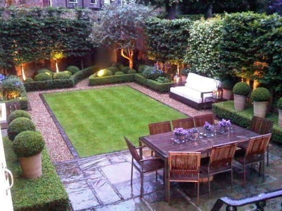 Elegant and Refined - Beautiful Garden Designs