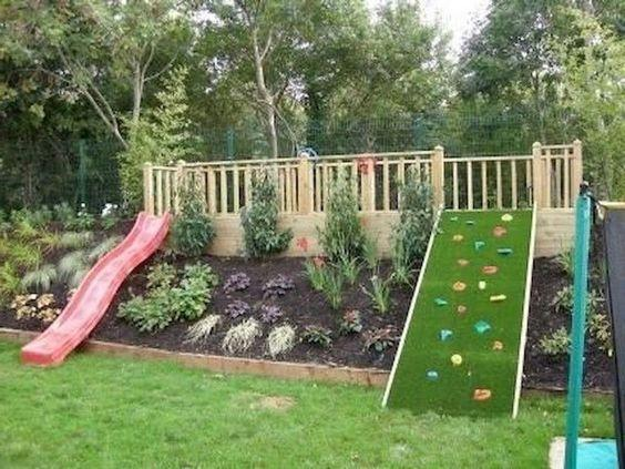 Building a Mini Playground – Awesome for Children