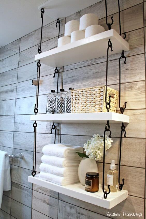 Hanging from Each Other - Inexpensive and Simple