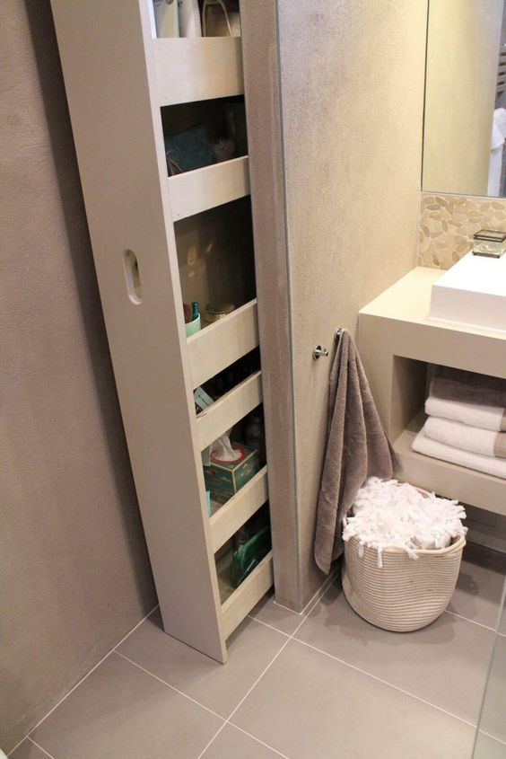 Getting Creative - Install a Pull-Out Shelf