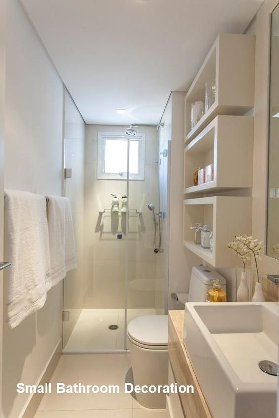 Open Wall Cabinets – Bathroom Wall Shelves