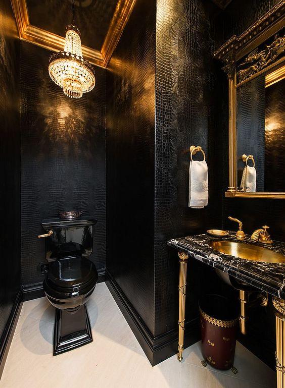 Dazzling and Luxurious - Best Bathroom Design Ideas