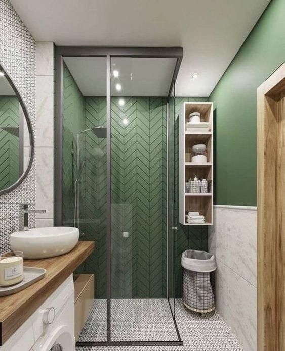 Unique Patterns - Bring Life to Your Bathroom