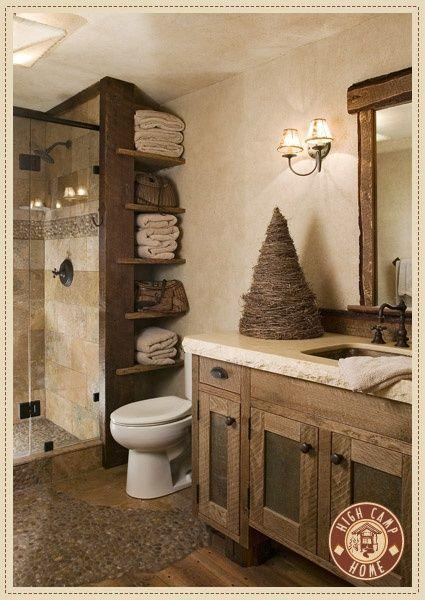 Rustic and Relaxed - Shades of Brown