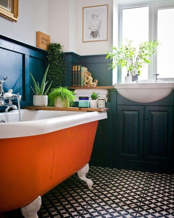 A Fabulous Look – Simple Bathroom Ideas