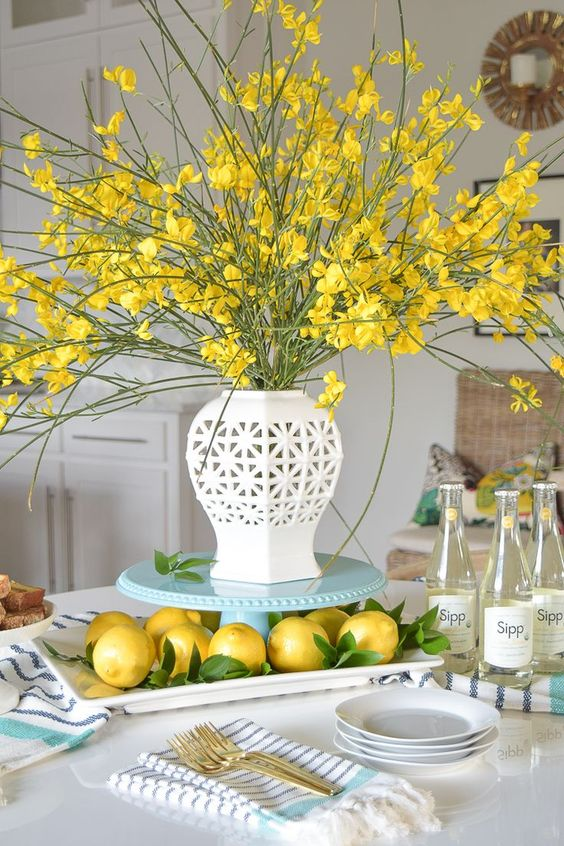 Happy in Yellow - The Colour of Sunshine