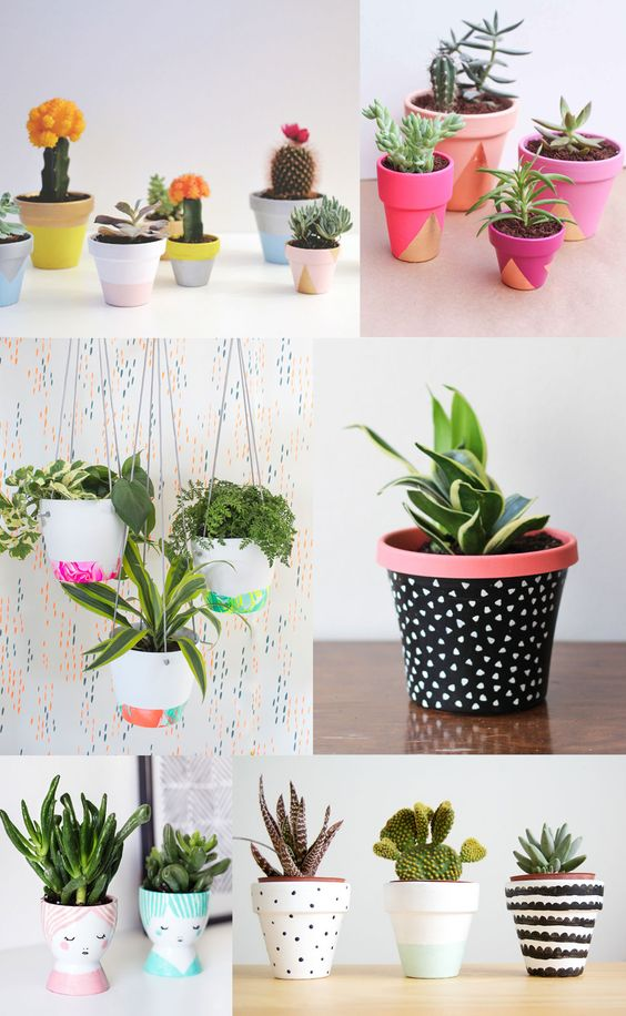 Patterns on Your Pots - Unleash Your Creativity