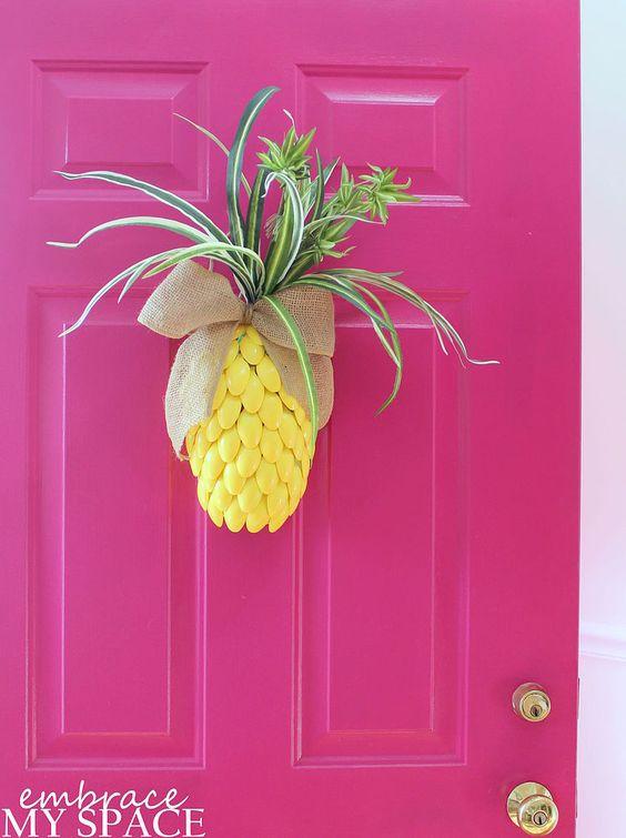 Rethinking Plastic Spoons - A Perfect Pineapple Idea