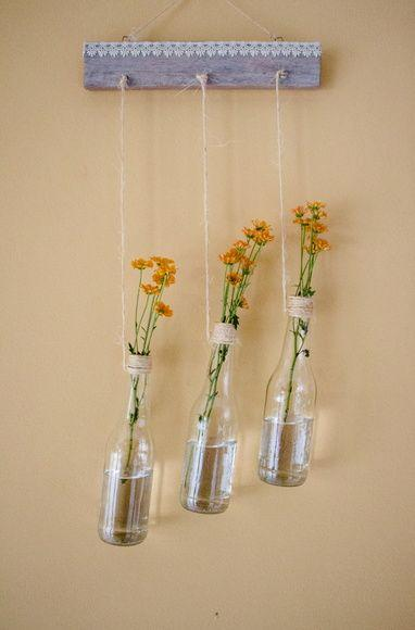 Simplistic and Stylish - Hanging Flowers