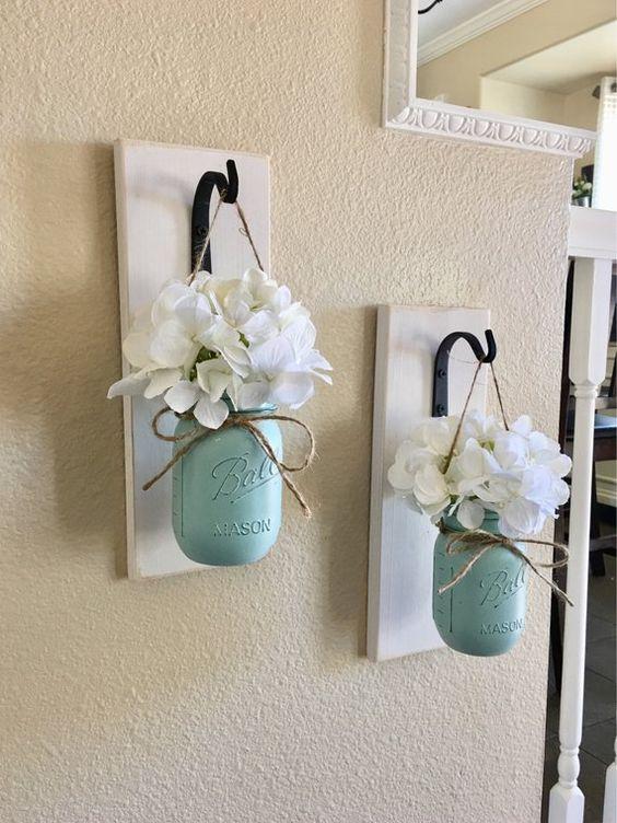 Hanging Vases - Beautiful Summer Home Decor