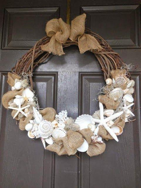 A Seaside Vibe - Stunning Shells