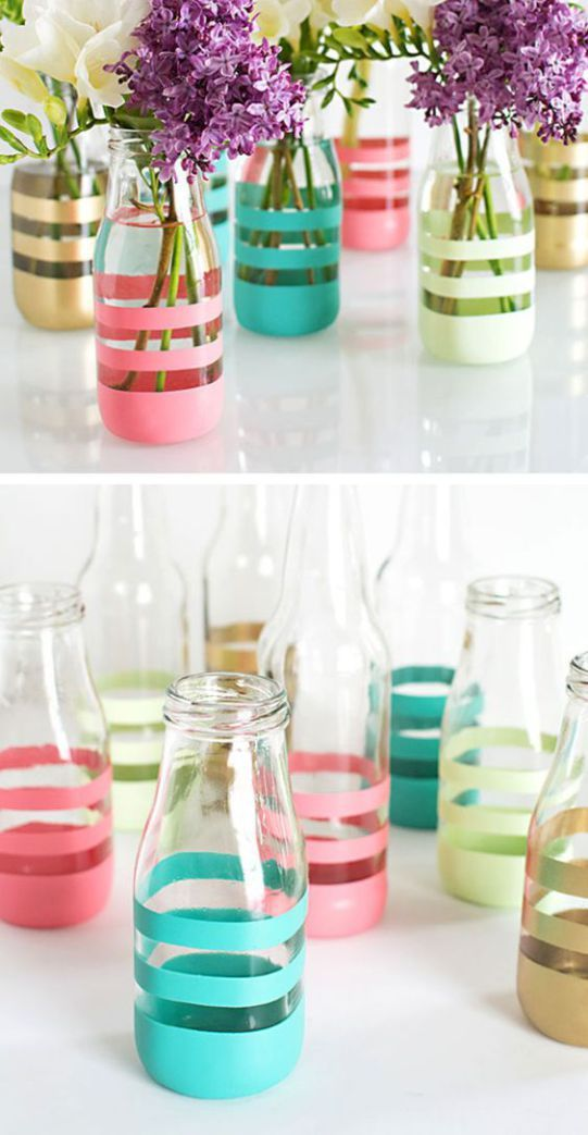 Painting Your Vases - A Vibrant Atmosphere